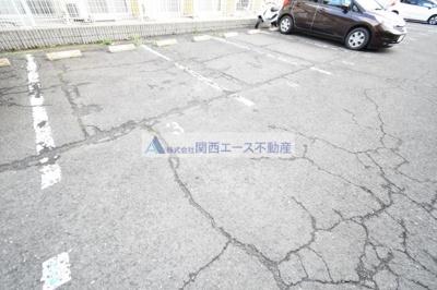 【駐車場】コスモスヴィラ済藤