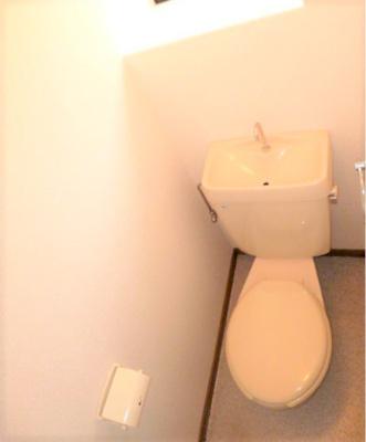 【トイレ】グリーンコーポⅡ