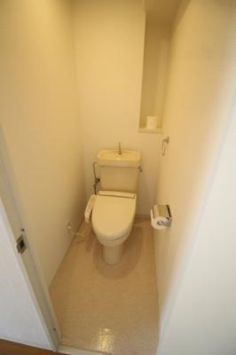【トイレ】六甲司ハウス