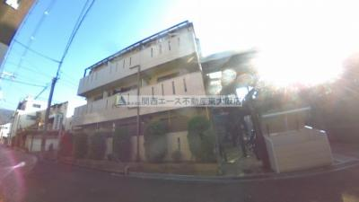 【外観】桜町OKマンション