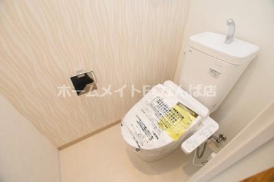 【トイレ】エルディオーネ上町台
