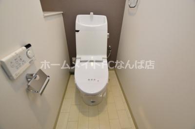 【トイレ】BRAVI上本町