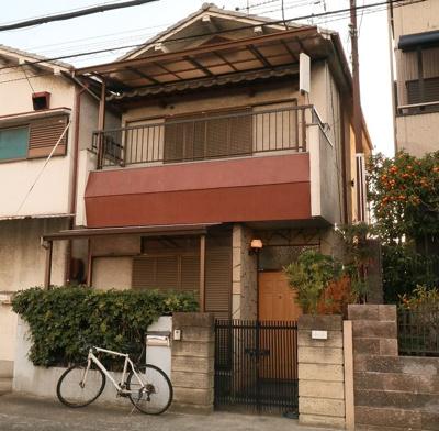 【外観】南本町9丁目貸家(3番地)