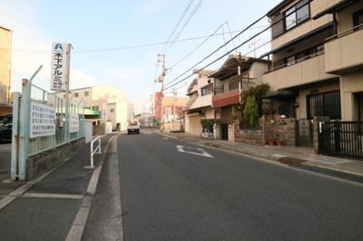 【周辺】南本町9丁目貸家(3番地)