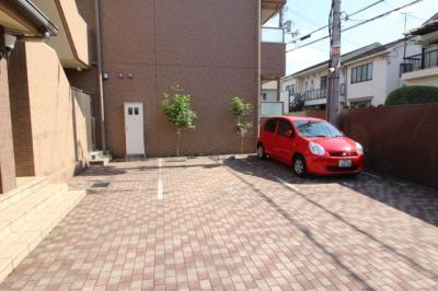【駐車場】ガーデンパレス久宝寺
