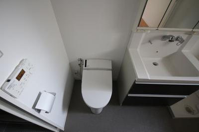 【トイレ】楠ヶ丘貸家