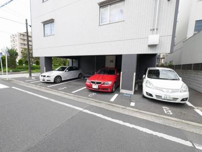 【駐車場】リトスメラン永田