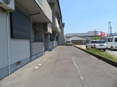 【駐車場】カーサキムラ2