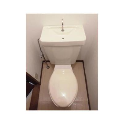 ハイツこうゆうのトイレ
