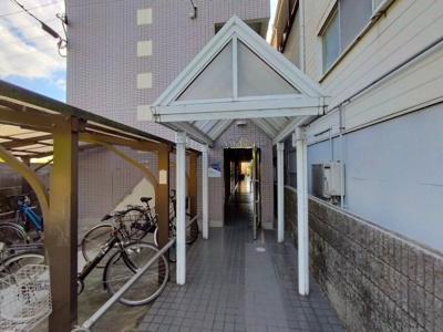 【居間・リビング】シャルマン中垣内
