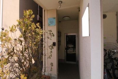 【エントランス】KAWASE mansion壱番館