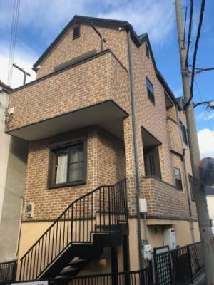 【外観】萱島東一丁目 一戸建住宅