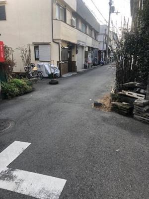【前面道路含む現地写真】萱島東一丁目 一戸建住宅