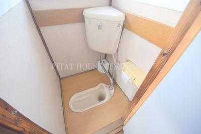 【トイレ】白木荘