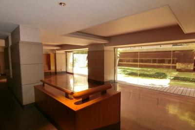 【エントランス】コスモ21ザガーデンズフォート  14階 最 上階 角 部屋