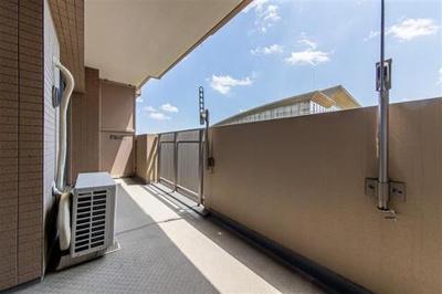 【その他】コスモ21ザガーデンズフォート  14階 最 上階 角 部屋