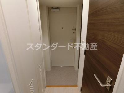【玄関】エス・キュート梅田東