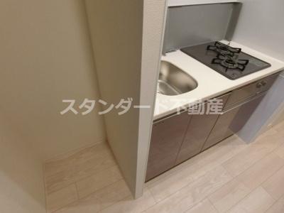 【キッチン】エス・キュート梅田東