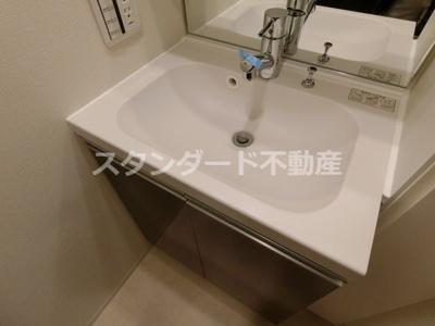 【独立洗面台】エス・キュート梅田東