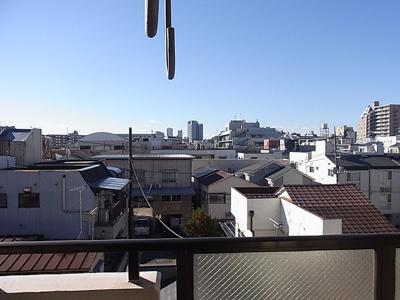 【展望】NICアーバンハイム町屋