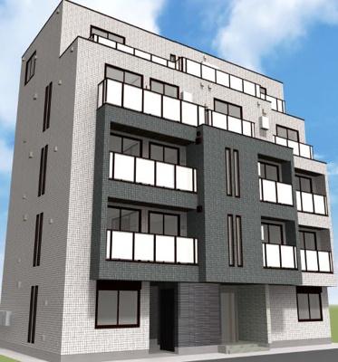 2019年3月完成予定、パナソニックホームズ施工高級賃貸MS