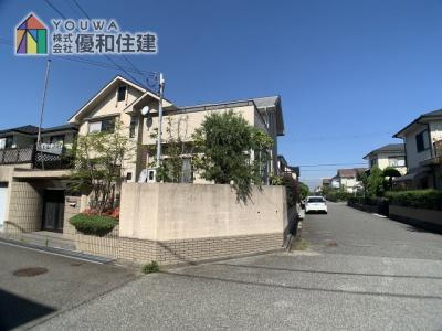 【外観】神戸市西区春日台7丁目 中古戸建