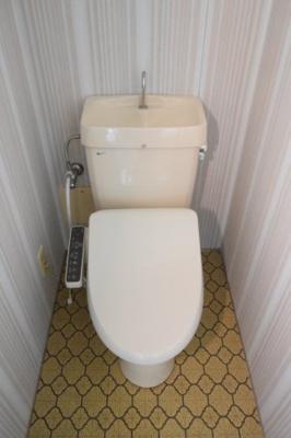【トイレ】メゾンみずほA
