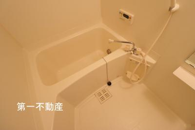 【浴室】クインシー5