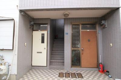 【エントランス】サンハイツ白菊