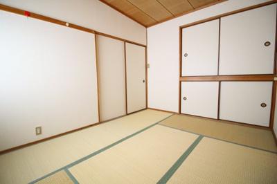 【寝室】サンハイツ白菊