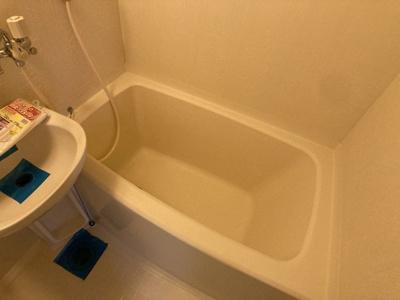 【浴室】隆起ハイツ