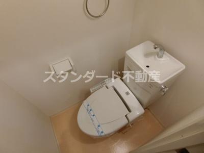 【トイレ】アイディール中之島イースト