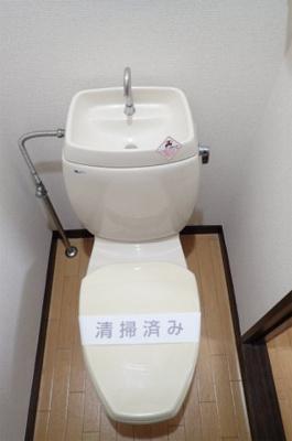 単身者でも嬉しいバストイレ別です◎