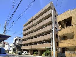 【外観】ナイスパークコート鶴見潮田