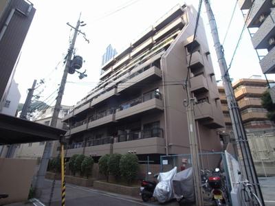 【外観】朝日プラザ新神戸