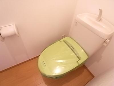 【トイレ】ウエストベルハイム