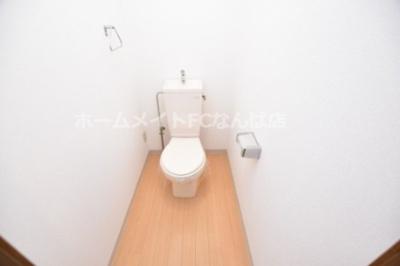 【トイレ】リンデ桜川