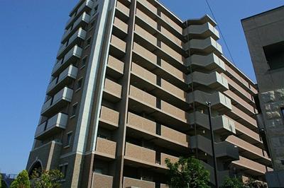 【外観】リビオ上野芝ガーデンズ 7階部分