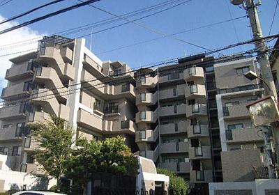 【外観】ギャラリーコートハイム上野芝 5階部分