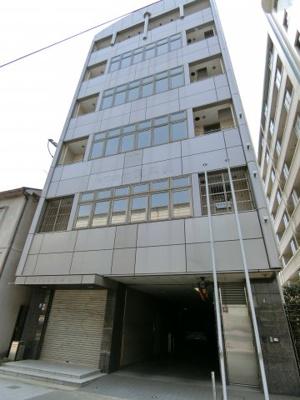 【外観】海運ビル 6階住居部分