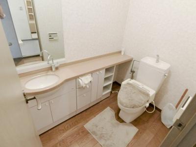 【トイレ】海運ビル 6階住居部分