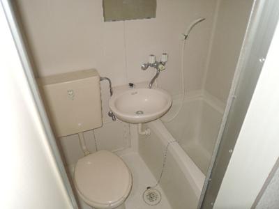 【浴室】ルネモレーン国立