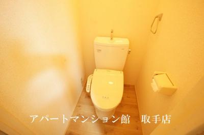 【トイレ】ロンバートトミタⅡ