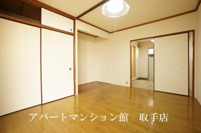 【居間・リビング】ロンバートトミタⅡ