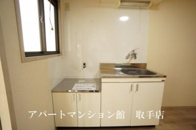 【キッチン】ロンバートトミタⅡ