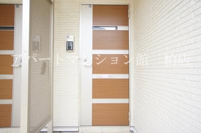【玄関】アリエッタ柏
