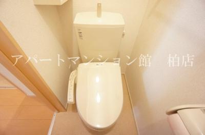 【トイレ】アリエッタ柏