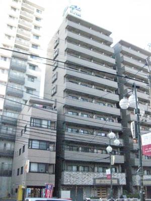 ガラ・ステージ市ヶ谷壱番館の外観