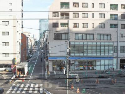 ガラ・ステージ市ヶ谷壱番館の展望