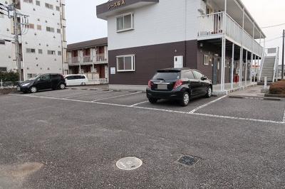 【駐車場】シーズ桜A